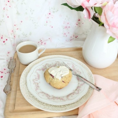 Strawberry Almond Scone Recipe