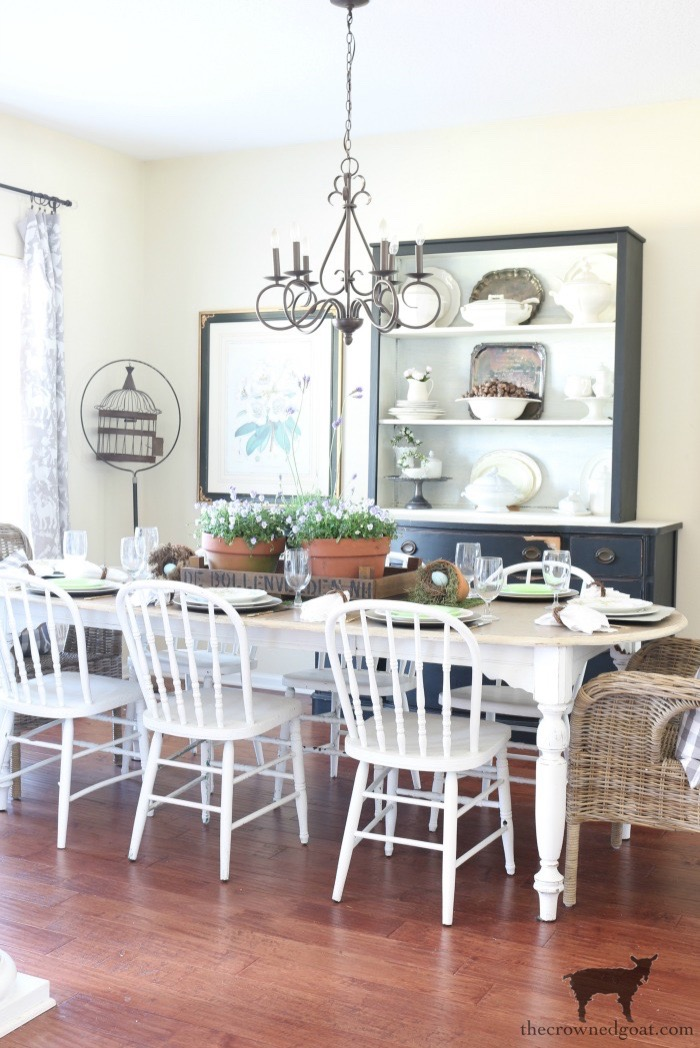 Dining-Room-Makeover-Reveal-The-Crowned-Goat-1 Dining Room Makeover Reveal Decorating DIY