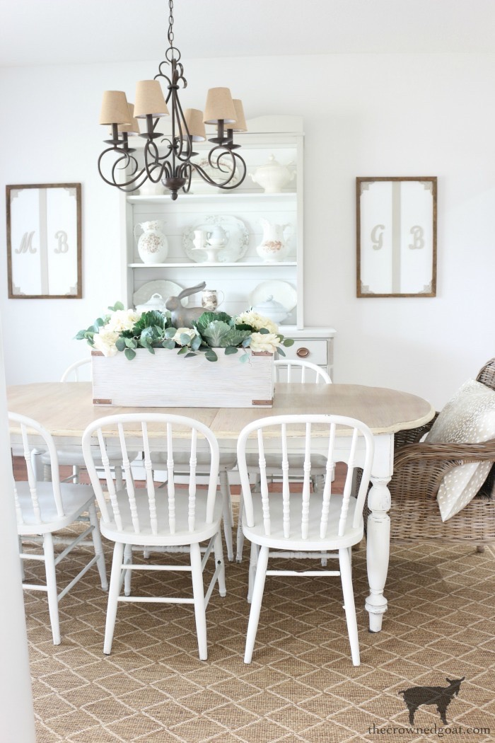 Dining-Room-Makeover-Reveal-The-Crowned-Goat-16 Dining Room Makeover Reveal Decorating DIY