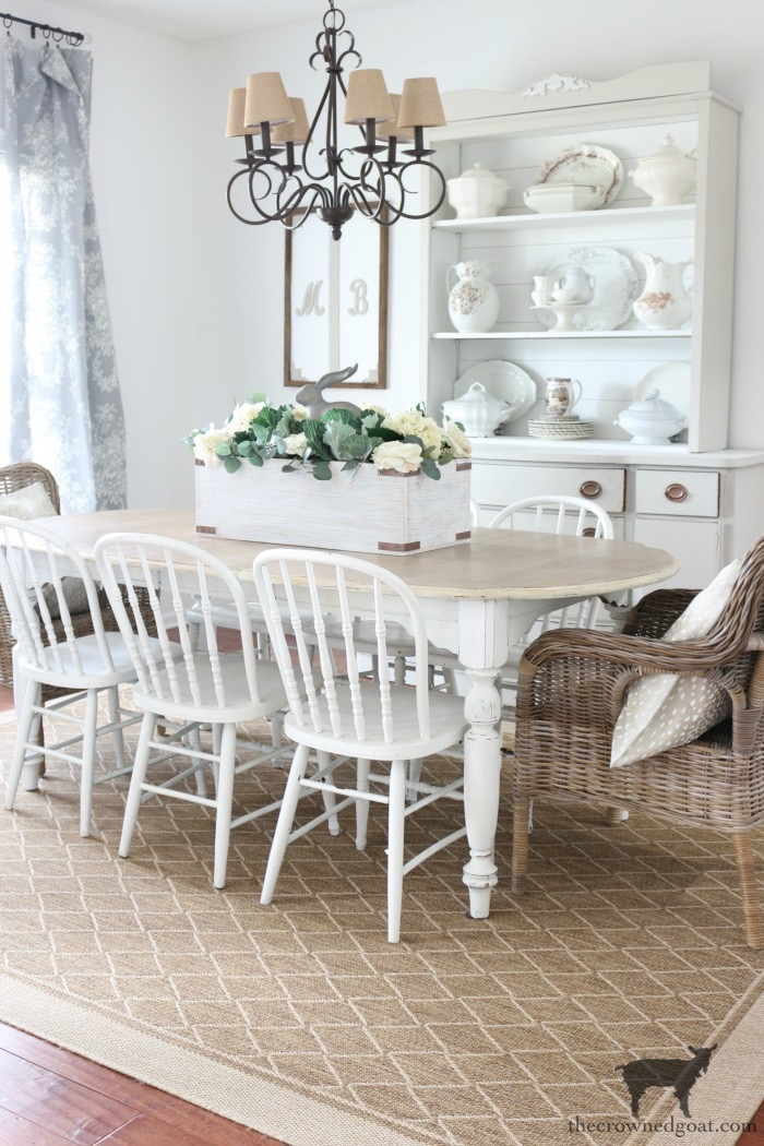 Dining-Room-Makeover-Reveal-The-Crowned-Goat-17 Dining Room Makeover Reveal Decorating DIY