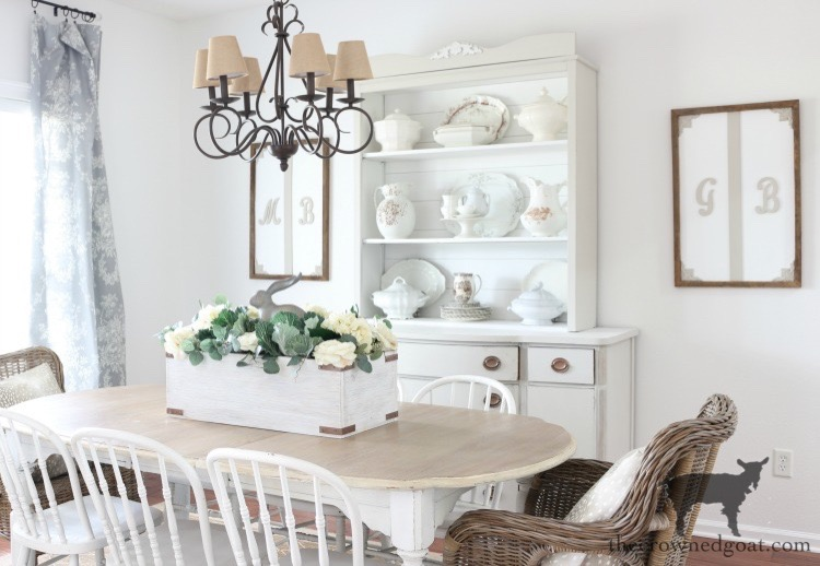 Dining-Room-Makeover-Reveal-The-Crowned-Goat-18 Dining Room Makeover Reveal Decorating DIY