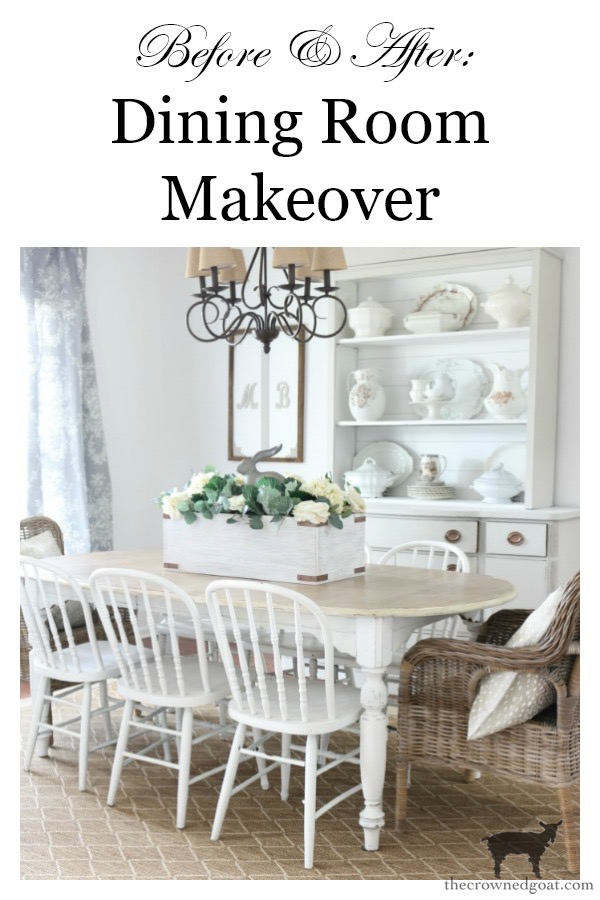 Dining-Room-Makeover-Reveal-The-Crowned-Goat-19 Dining Room Makeover Reveal Decorating DIY