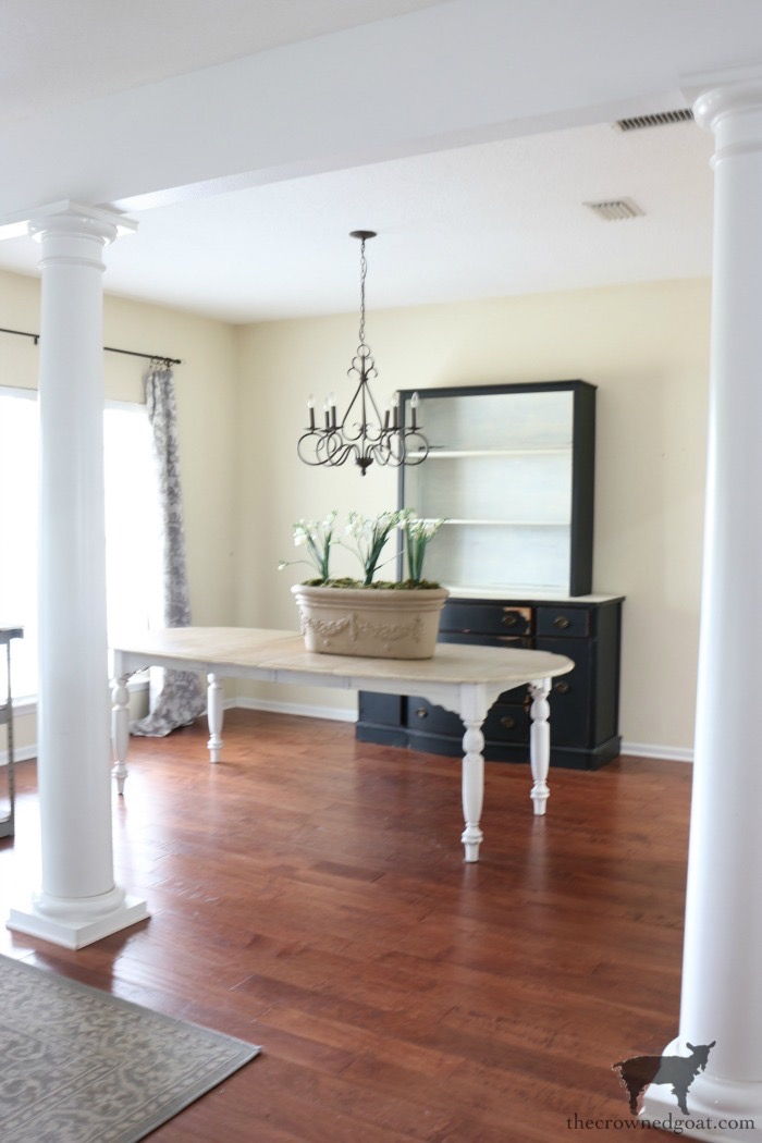 Dining-Room-Makeover-Reveal-The-Crowned-Goat-2 Dining Room Makeover Reveal Decorating DIY