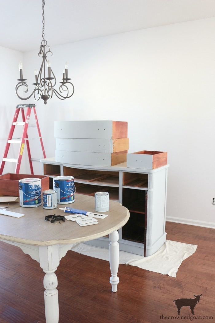 Dining-Room-Makeover-Reveal-The-Crowned-Goat-3 Dining Room Makeover Reveal Decorating DIY