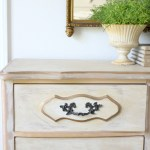 Gold-Accents-French-Country-Dresser-The-Crowned-Goat-17 Decorating