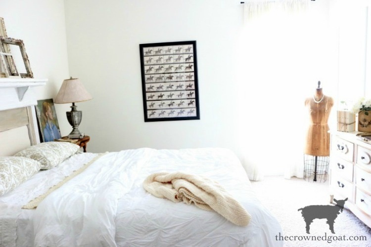 Spring-ORC-Bedroom-Makeover-Plans-The-Crowned-Goat-4 Spring ORC Bedroom Makeover Plans Decorating DIY One_Room_Challenge