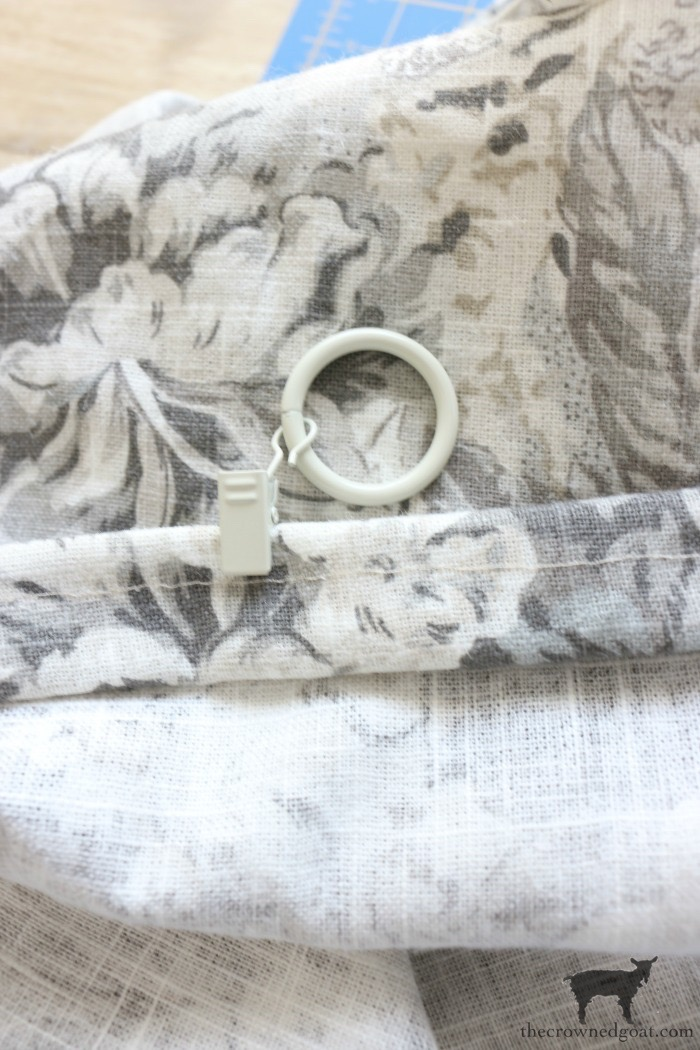 How-to-Sew-Bed-Crown-Panels-The-Crowned-Goat-11 How to Sew Bed Crown Curtain Panels Decorating DIY One_Room_Challenge