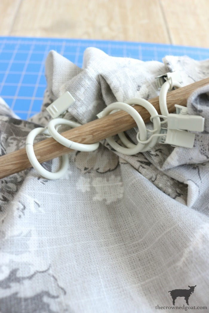 How-to-Sew-Bed-Crown-Panels-The-Crowned-Goat-12 How to Sew Bed Crown Curtain Panels Decorating DIY One_Room_Challenge