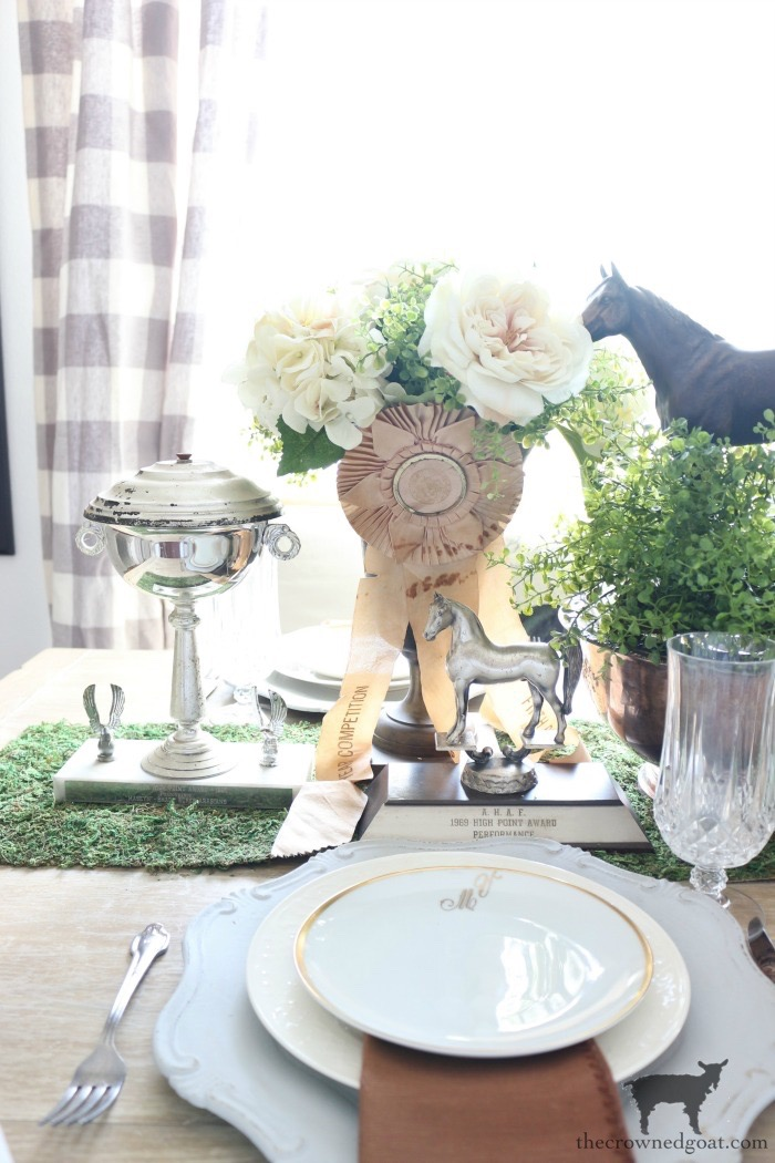 Kentucky-Derby-Tablescape-The-Crowned-Goat-8 From the Front Porch From the Front Porch