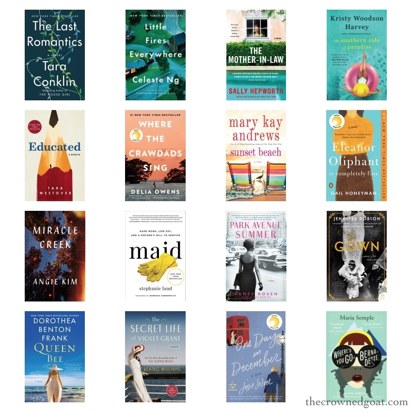 Summer-Reading-List-Novels-Memoires-The-Crowned-Goat-7 48 of the Best Books to Read This Summer Summer