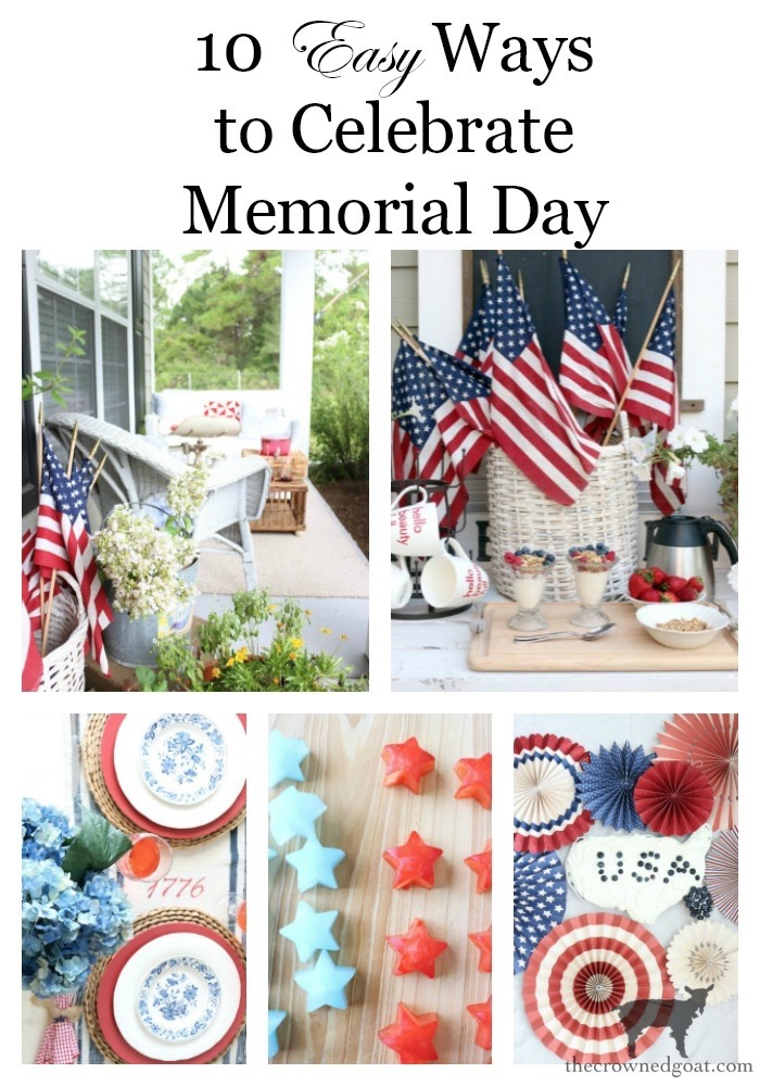 Ways-to-Celebrate-Memorial-Day-The-Crowned-Goat-13 10 Easy Ways to Celebrate Memorial Day Summer