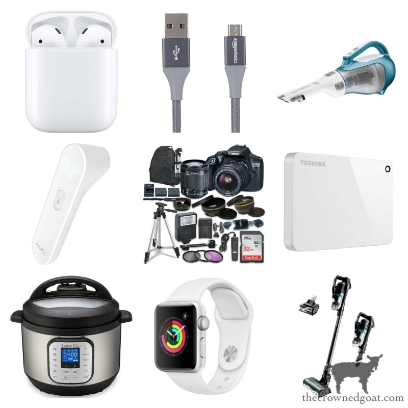 Prime-Day-Electronics-Kitchen-Gadgets-The-Crowned-Goat Amazon Prime Day Uncategorized