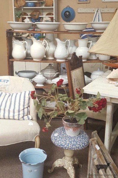 Tips for Shopping Yard Sales and Our Latest Finds