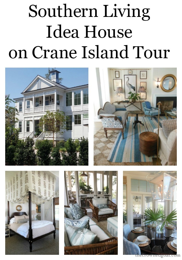 Southern-Living-Idea-House-The-Crowned-Goat-43 Southern Living Idea House Tour Part 1 Decorating