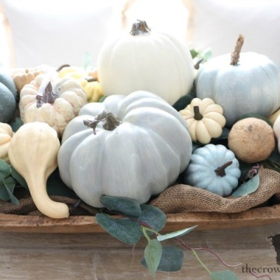 13 Easy Summer to Fall Decorating Ideas