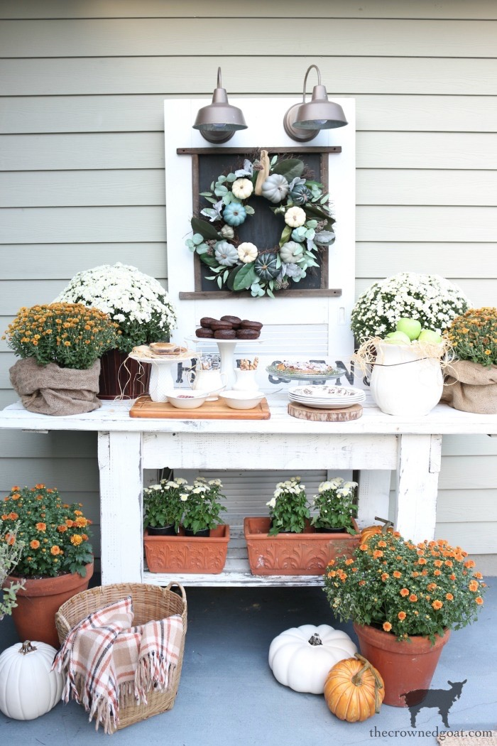 Summer-to-Fall-Decorating-Ideas-The-Crowned-Goat-8 From the Front Porch From the Front Porch