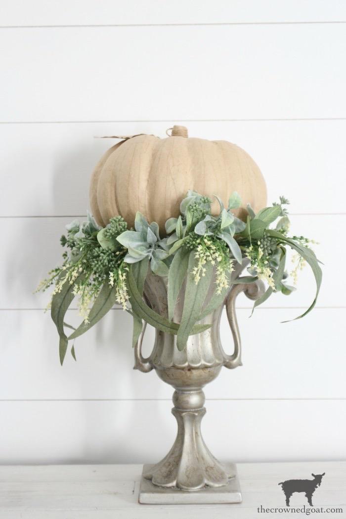 DIY-Fall-Centerpiece-The-Crowned-Goat-10 DIY Fall Centerpiece Fall Holidays