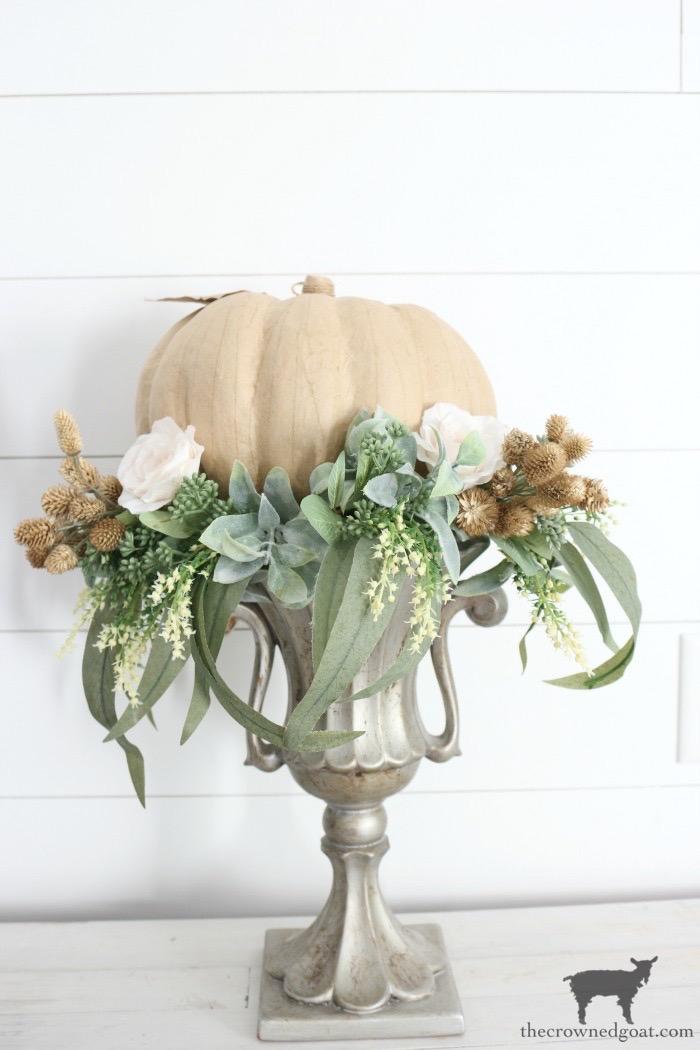 DIY-Fall-Centerpiece-The-Crowned-Goat-16 DIY Fall Centerpiece Fall Holidays