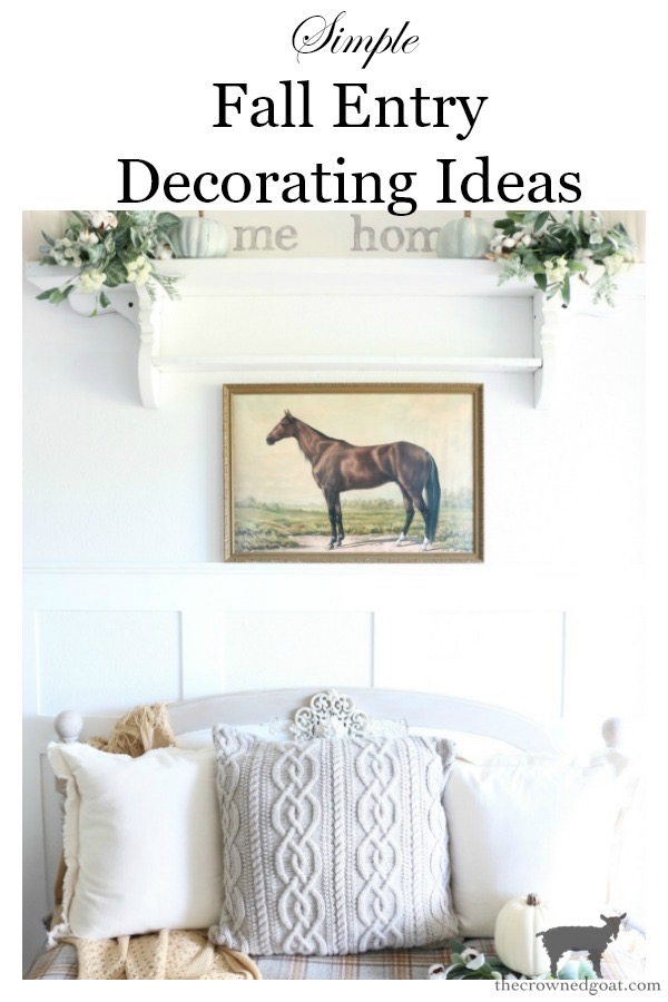 Fall-Entry-Decorating-Ideas-The-Crowned-Goat-15 Fall Entry Decorating Ideas Decorating Fall Holidays