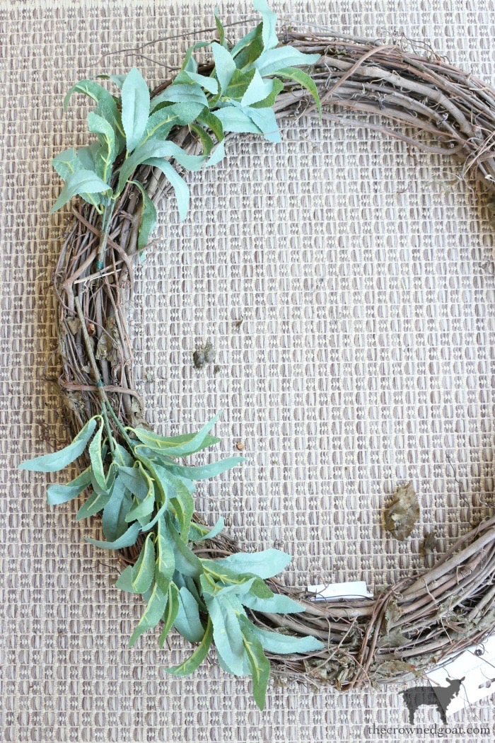 Fall-Grapevine-Wreath-The-Crowned-Goat-9 A Fall Grapevine Wreath for Beginners Crafts Decorating Fall Holidays