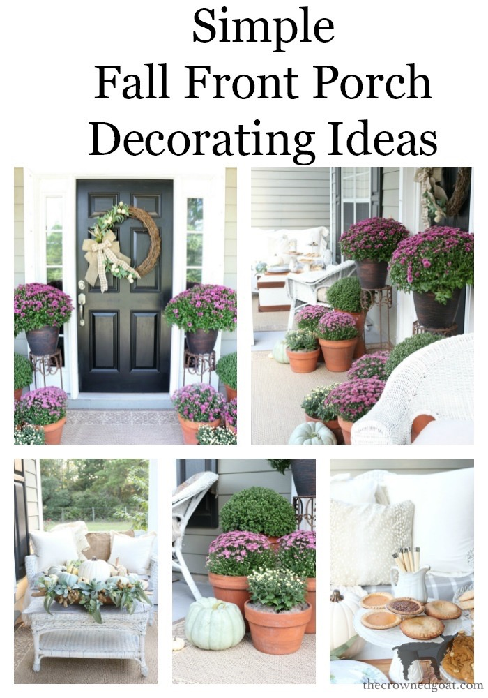 Fall-Porch-Decorating-Ideas-The-Crowned-Goat-20 Fall Porch Decorating Ideas Fall Holidays