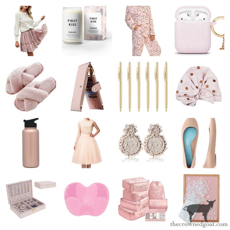 Pink-Lovers-Gift-Guide-The-Crowned-Goat-7 Our Best Holiday Gift Guides Christmas Holidays