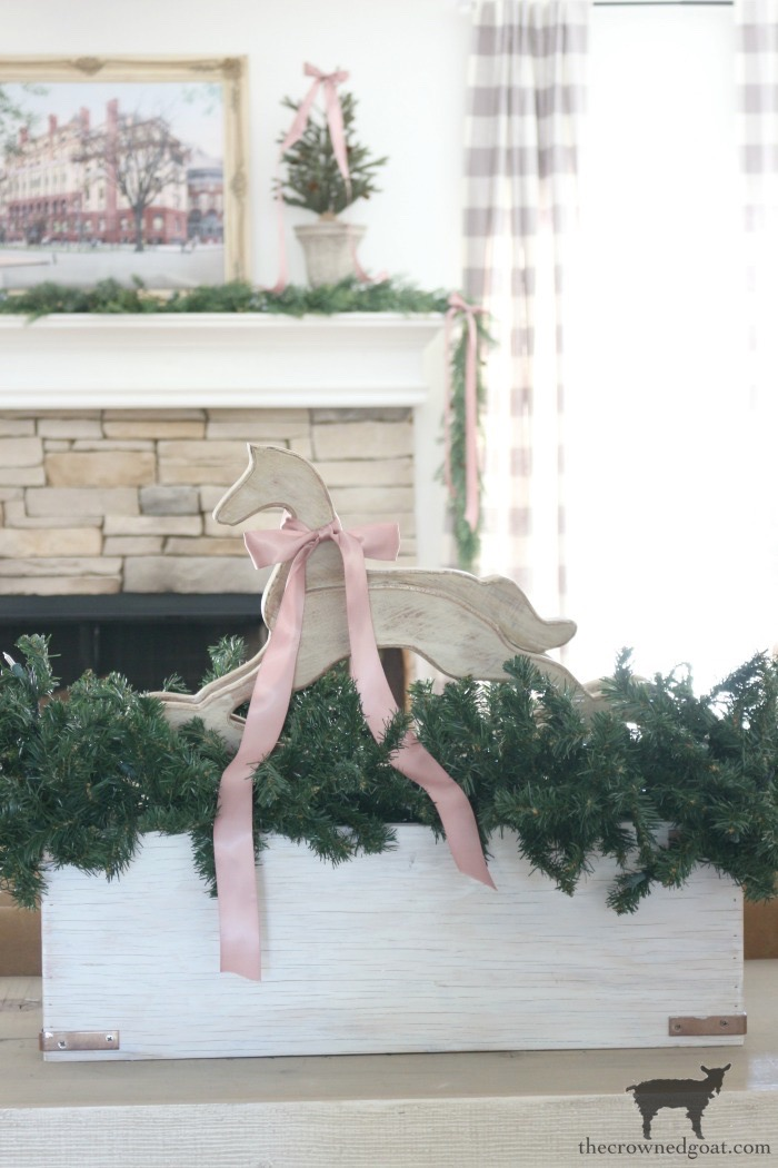 Christmas-Tree-Blog-Hop-The-Crowned-Goat-6 Christmas Tree Blog Hop Christmas Holidays