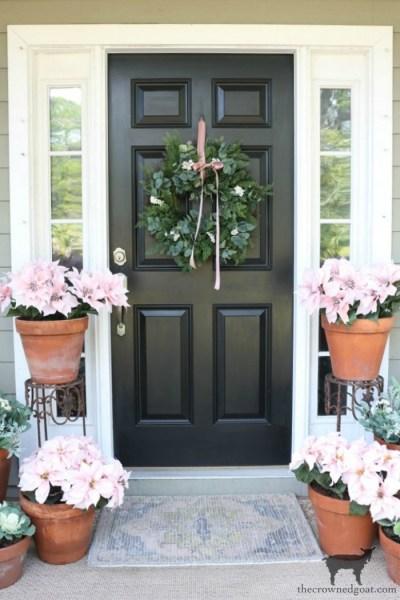 Holiday Door Decor Inspiration & Blog Hop