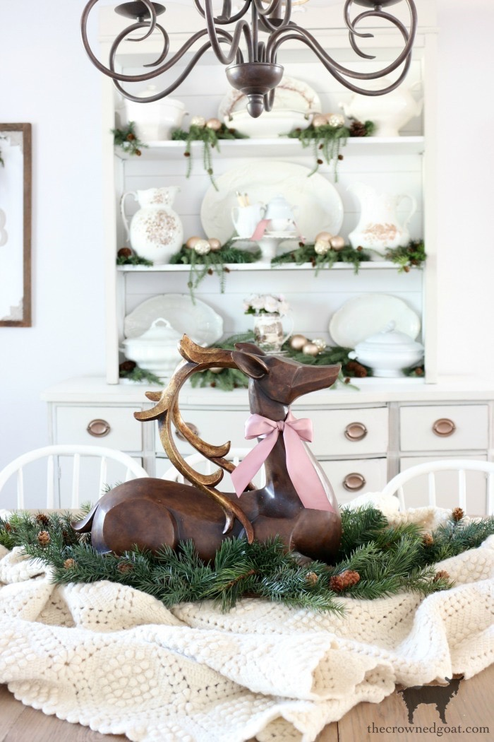 Soft-Romantic-Farmhouse-Christmas-Dining-Room-The-Crowned-Goat-14 From the Front Porch From the Front Porch