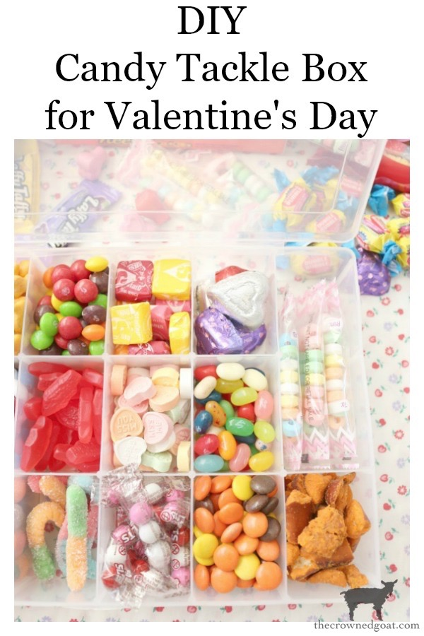 DIY-Candy-Tackle-Box-The-Crowned-Goat-13 DIY Candy Tackle Box Holidays Valentines