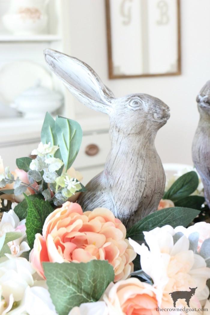 Simple-Spring-Dough-Bowl-Centerpiece-The-Crowned-Goat-1 Simple Spring Dough Bowl Centerpiece Holidays Spring