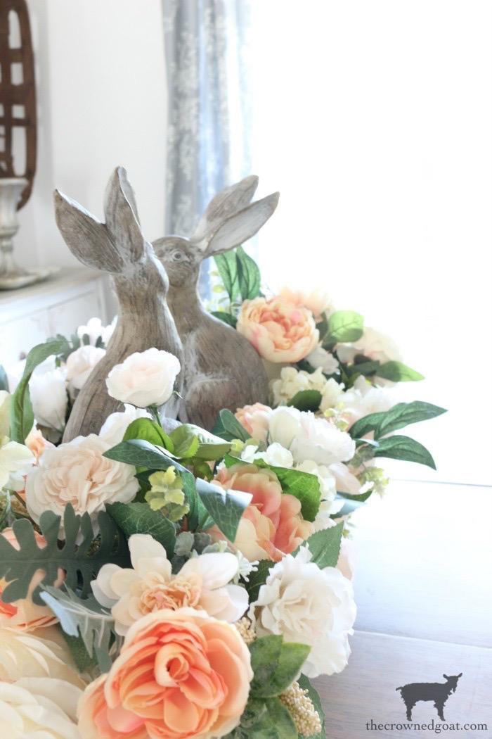 Simple-Spring-Dough-Bowl-Centerpiece-The-Crowned-Goat-17 Simple Spring Dough Bowl Centerpiece Holidays Spring