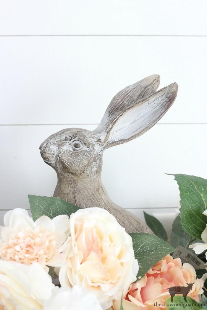 Simple-Spring-Dough-Bowl-Centerpiece-The-Crowned-Goat-3 Simple Spring Dough Bowl Centerpiece Holidays Spring
