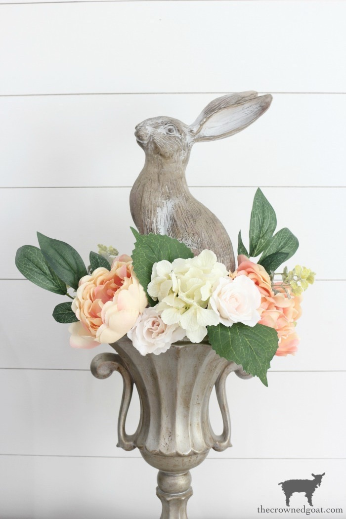 Bunny-Urn-Centerpiece-The-Crowned-Goat-5 From the Front Porch From the Front Porch