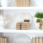 Easy Tips for Styling a Bookcase