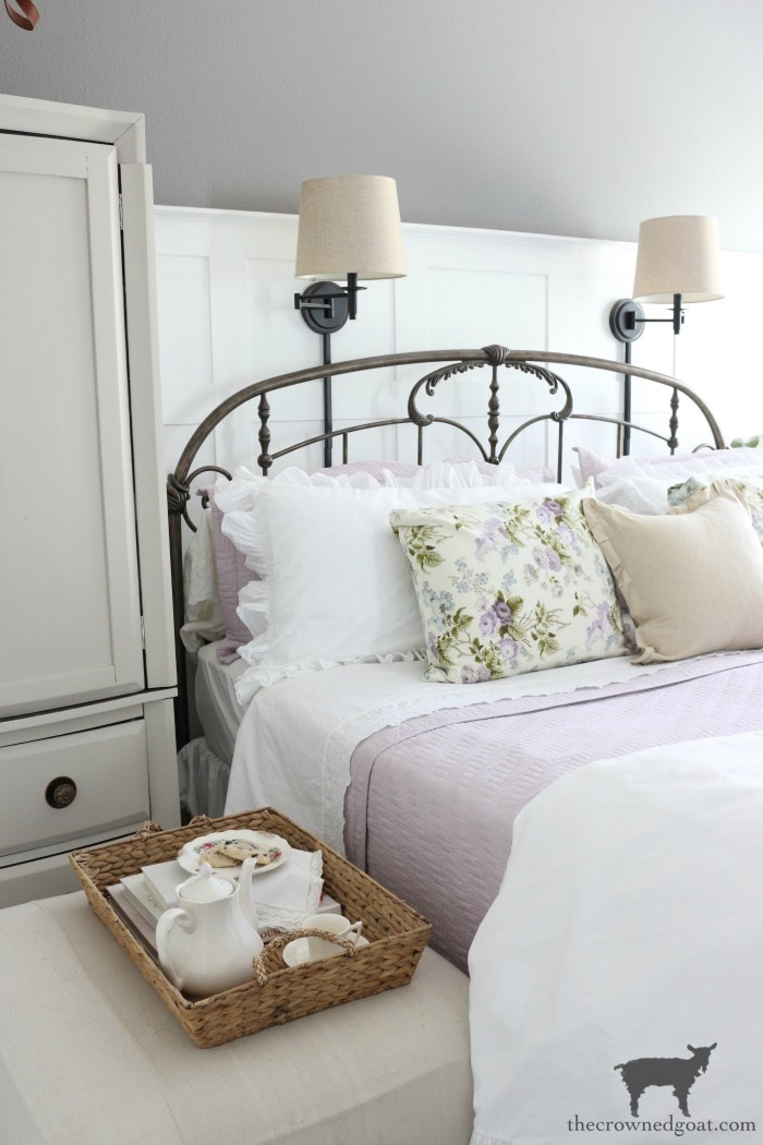 Master-Bedroom-Refresh-Reveal-The-Crowned-Goat-10 Master Bedroom Refresh Reveal Decorating DIY