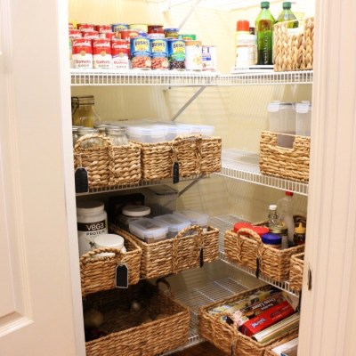 5 Tips for Organizing a Small Pantry