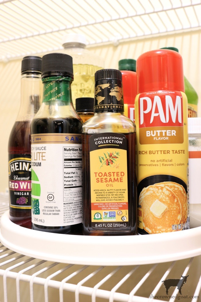 Tips-for-Organizing-a-Small-Pantry-The-Crowned-Goat-8 5 Tips for Organizing a Small Pantry Bliss Barracks Organization