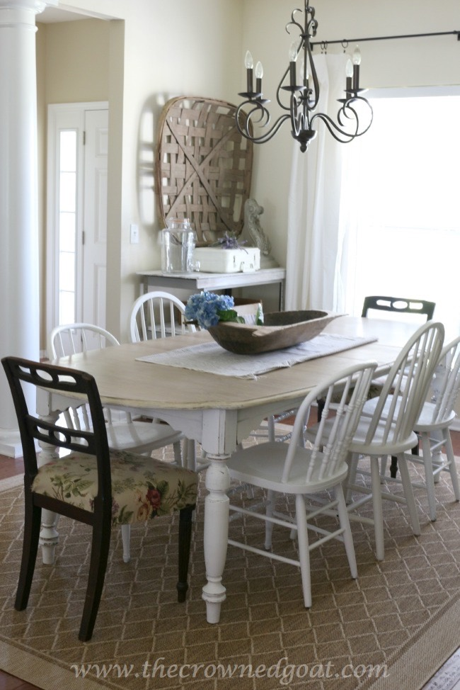 072315-11 - Dining Room Refresh - The Crowned Goat -
