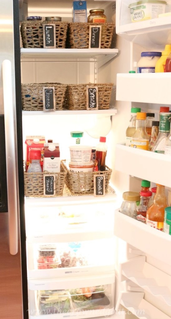 Budget Friendly Refrigerator Makeover - The Crowned Goat - 080515-12