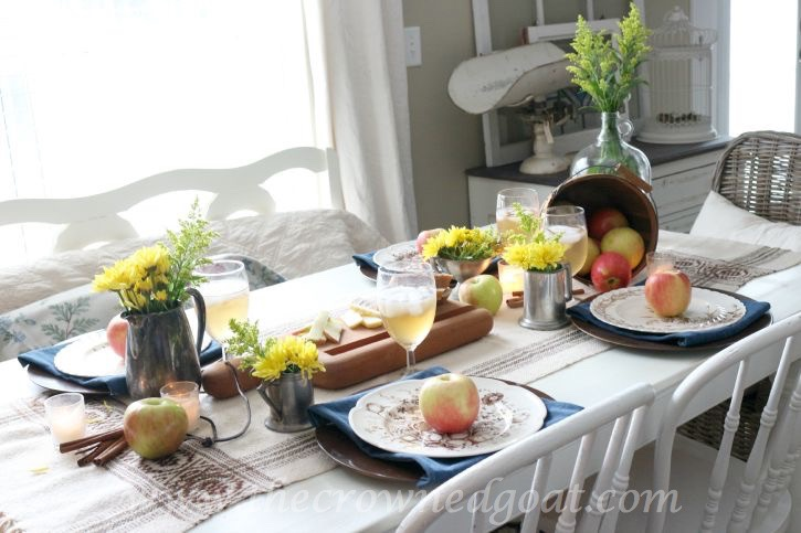 Autumn Apple Inspired Tablescape 100815-20