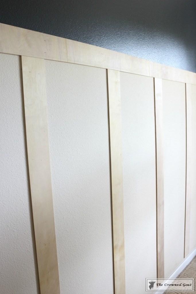 Installing Board and Batten-20