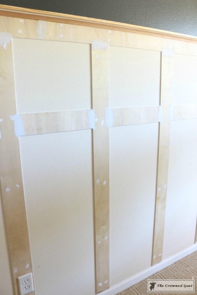 Installing Board and Batten-22