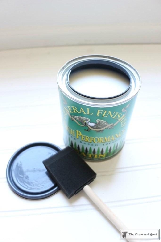 Lamp Black Painted Dresser-8