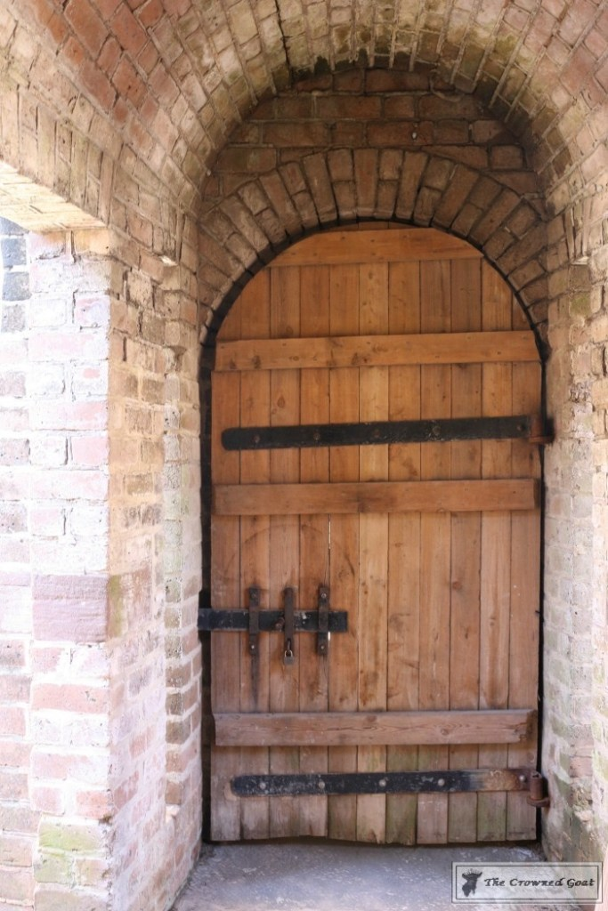 Decorating Secrets from Fort Clinch-21