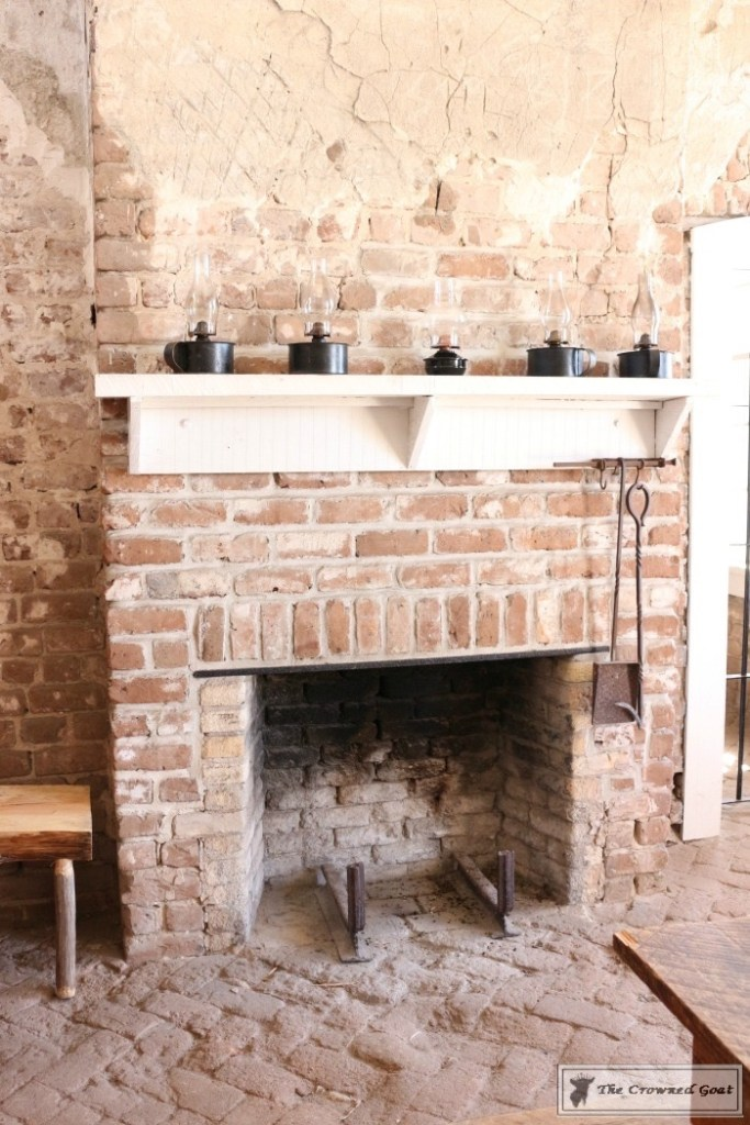 Decorating Secrets from Fort Clinch-8
