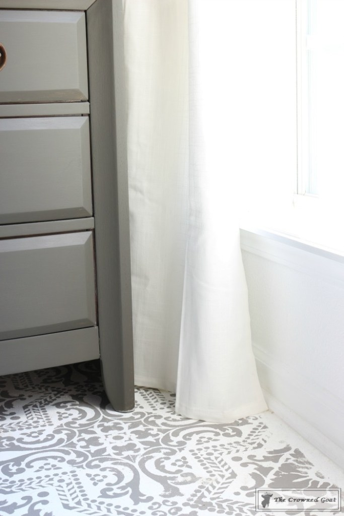 How to Dye a Canvas Drop Cloth-2