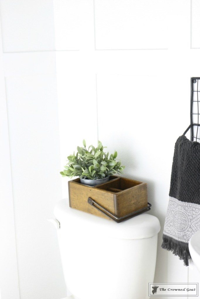 Adding Board and Batten to the Half Bathroom-17