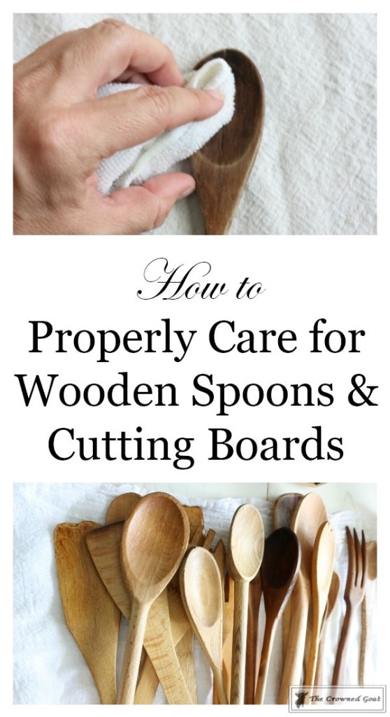 Caring for Wooden Spoons and Cutting Boards-3