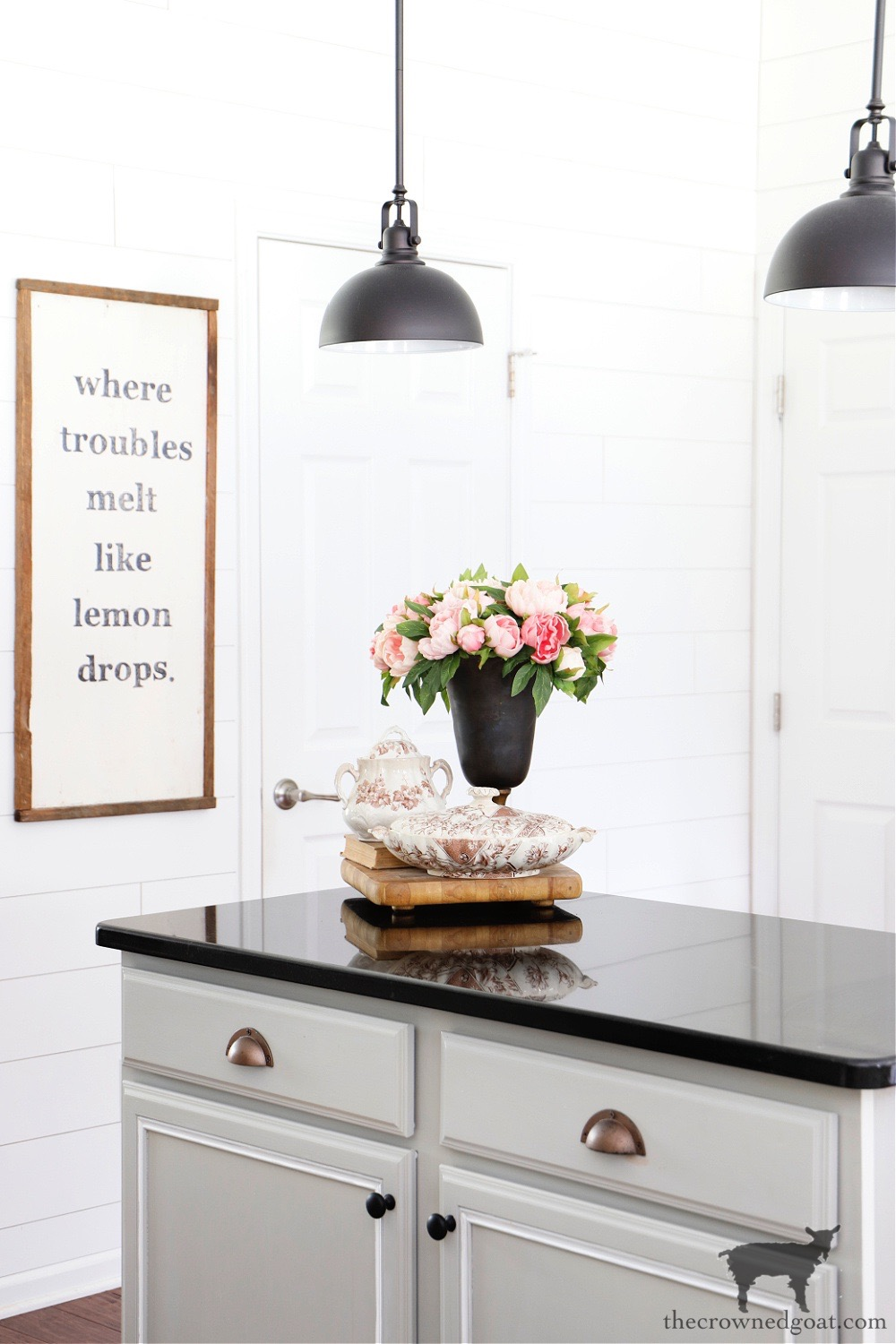 11 Ways to Clean, Organize, and Maintain a Tidy Kitchen-The Crowned Goat